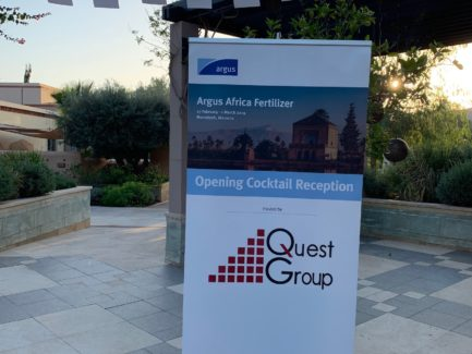 Quest Group DMCC joined the 10th annual Argus Africa Fertilizer